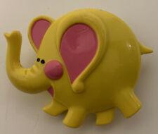 Vintage Avon Elphie Elephant 1973 Kids 00006000  Fragrance Glace Pin Pal Brooch Perfume