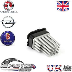 Blower Motor Fan Resistor for SAAB VAUXHALL OPEL - 90512510