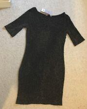 Ladies Dorothy Perkins Black Dress Size 10