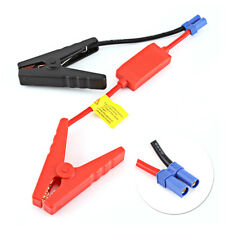Booster Cable For Car Battery Connection Jumper Start Prevent Reverse Charge