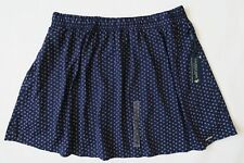 US Polo Assn Skirts Spotted Navy Size XLarge