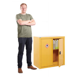 Hazardous Storage Cabinets | H700 x W900 x D460mm | CoSHH Cabinets