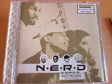 N*E*R*D - In Search Of... (2002)  CD  NEW  SPEEDYPOST