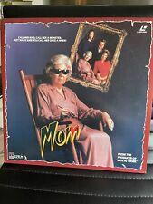Mom (1990) Laserdisc  Jeanne Bates Slasher Horror
