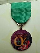 San Antonio TX Fiesta  A Night In Oz Aids Foundation Webb party 2007 Medal