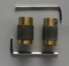 Stained Glass-Leadlight tools-19mm Grinder Head Twin Pack