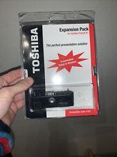 Toshiba USB / VGA Expansion Pack for E740 E750 E755 (PA3188U-1PRP)