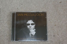 IAN MCCULLOCH   LIVE AT LIVERPOOL ANGLICAN CATHEDRAL CD ALBUM / ECHO BUNNYMEN