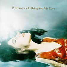 PJ HARVEY To Bring You My Love CD