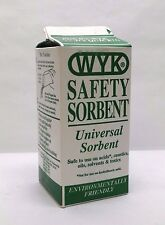 WYK 500 Safety Sorbent Anti-Slip Compound Spill Kit 2.5lbs