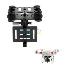 Carbon Fiber Camera Gimbal Mount FPV PTZ For DJI Phantom Quadcopter Gopro Hero 3