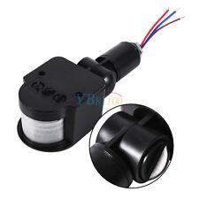 180° LED PIR Détecteur de mouvement Tête de capteur Infrarouge Présence sécurité