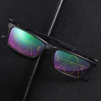 Light Reading Glasses Progressive Multifocal Lens Presbyopia Eyeglasses