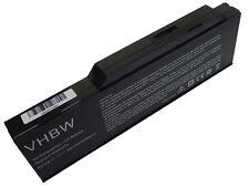 BATTERIE pc portable 4400mAh noir pour PACKARD Bell Easynote SW85, SW86