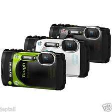 "Olympus TG-870 TG870 Waterproof 16mp 3"" Digital Camera Brand New Jeptall"