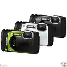 "Olympus TG-870 TG870 Waterproof 16mp 3"" Digital Camera Brand New Jeptall"