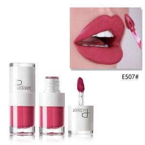 Long Lasting Pudaier Matte Liquid Lipstick Waterproof Red Velvet Lip Gloss Tubes