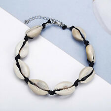Bracelet Beach Sandal Anklet Gifts Women's Cowrie Natural Shell Rope Ankle