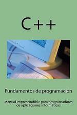 Desarrollo de Aplicaciones: Fundamentos de Programación : Manual...