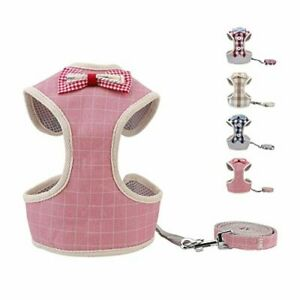Dog Cat Harness Easy to Put On & Take Off  Size: SMALL