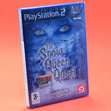 THE SNOW QUEEN QUEST PS2 italiano sigillato