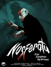 NOSFERATU 1922 SUPER 8 B/W SOUND 3 X 400FT FEATURE 8MM FILM CINE RARE BLACKHAWK