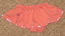 Peach Stretch Children's Place 6-9 Mo Skirt Pantie Cs