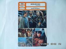 CARTE FICHE CINEMA 1994 ABSOLOM 2022 Ray Liotta Lance Henriksen Michael Lerner