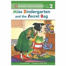 Miss Bindergarten And The Secret Bag (penguin Young Readers, L2): By Joseph S...