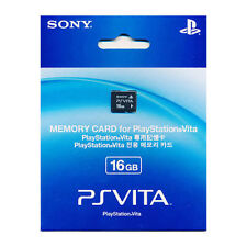 New Sony PS VITA 16GB Memory Card Playstation PSV PCH-Z161 PS4 Free Shipping con