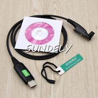 USB Program Programming Cable For Motorola Radio EX500 EX600 GP344 GP388