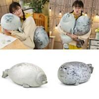 Osaka Aquarium Chubby Seal Plush Pillow Cute Fat Stuffed Ocean Animal Kids Gifts