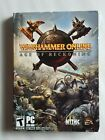 Warhammer Online Age Of Reckoning Pc Dvd-rom Computer Game 2008 Mythic Ea Games