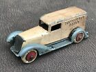 1920s 1930s Tootsietoy Tootsie toy dairy vehicle with white wheels