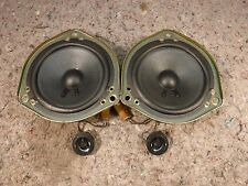 "1 PAIR BOSE 6.5"" OEM 2 WAY COMPONENT SPEAKERS 2 OHM 35W ACURA MDX, CL FRONT C2"
