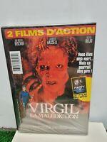 DVD 2 films Virgil la malédiction-office party NEUF SOUS BLISTER