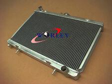 3 core aluminum radiator for Nissan Silvia S13 SR20DET 1989-1994 manual MT