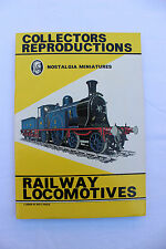 More details for collectors reproductions railway locomotives - series of sixty prints