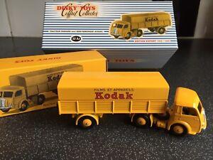 "Rare - Atlas Dinky Toys 32 AJ Panhard Articulated Lorry ""Kodak"" Superb Quality!"