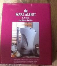 Royal  Albert  Old  Country  Roses Electric  Kettle    RARE