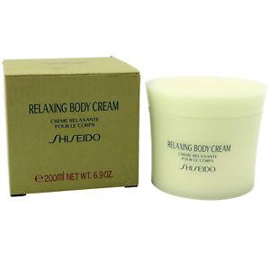 Shiseido Relaxing 200 ml Body Cream