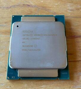 Intel Xeon E5-1650 v3 3.5 GHz 6 Core 15MB 0GT/s SR20J LGA2011-3 CPU