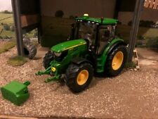 Wiking John Deere 6105R Tractor conversion SDF 1:32 scale