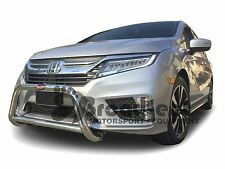 Broadfeet A Bar 2018 Honda Odyssey Front Bumper Guard Protector Stainless Steel