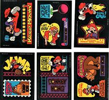 Donkey Kong Sticker - Nintendo 1982 - Super Mario / Game & Watch  (DKR1)