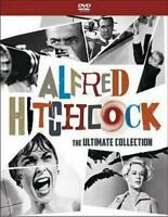 Alfred Hitchcock The Ultimate Collection 17 DVD 15 Movies + 10 TV shows New