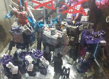 Transformers War for Cybertron DECEPTICONS LOT (READ DESCRIPTION)