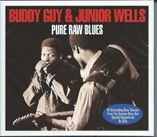 Buddy Guy & Junior Wells - Pure Raw Blues - (2CD 2014) NEW/SEALED