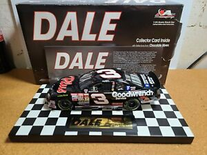 """1998 Dale The Movie #3 GM Goodwrench """"The 500"""" Car 12/12 1:24 NASCAR Action MIB"""