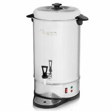 26L SWAN COMMERCIAL ELECTRIC CATERING TEA URN COFFEE HOT WATER BOILER SWU26L